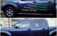 Signwriting Removal
